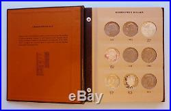 COMPLETE 32 PIECE EISENHOWER DOLLAR SET UNCIRCULATED + PROOF COINS with ALBUM