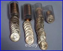 COMPLETE BU 78 coin 2007-16 P&D WASHINGTON to REAGAN PRESIDENTIAL DOLLAR SET