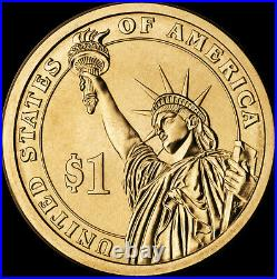 COMPLETE Presidential Dollar Set Brilliant Uncirculated US (40 Coins Total)