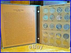 COMPLETE SET DANSCO KENNEDY HALF DOLLAR 1964 2012 PDSS silver proof 160 HALVES