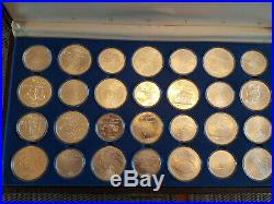 Canadian Olympic Coins 1976 Complete Set