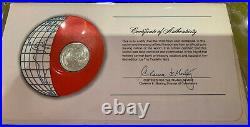 Coins Of All Nations Including Rare China 5 Fen Coin 1980 Complete Set 2 Volumes