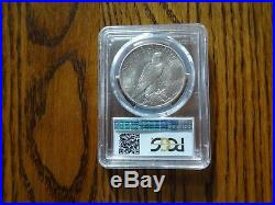 Complete Peace Dollar Set 1921-1935 All PCGS MS-63 or Better
