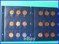Complete Sacagawea Dollar set 2000-2016 BU/Proof New Whitman Album (51 coins)
