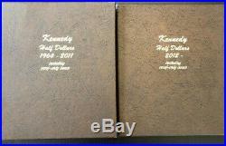 Complete Set 183 Coins 1964-2017 Kennedy Half Dollars