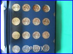 Complete Set BU Presidential P&D Dollars 2007-2016 (78 Coin)