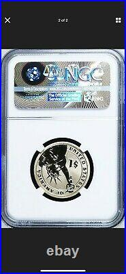 Complete Set Of Reverse Proof Coin & Chronicles Set In NGC PR69 + Bonus Coin