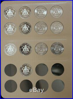 Complete Set PDS & Silver Proofs 2012-2019-S Kennedy Half Dollars + 2020-S Proof