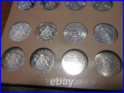 Complete Set P-D-S-Proof + S-Silver Proofs 2012-2020 Kennedy Half Dollars