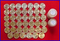 Complete Set Presidential Dollars 2007-2016 P&D 78 Brilliant Uncirculated Coins