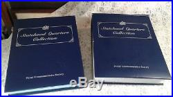 Complete Set of Statehood Quarters Collection by Postal Commemorative Society