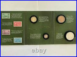 Complete US Coin and Chronicles Set (Total of 10)