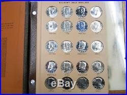 Complete bu & proof Kennedy half dollar set (READ BELOW) 1964-2007 P, D, S, &S