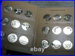 Eisenhower Dollar Proof Silver GEM BU GEM PROOF++ Lot COMPLETE SET 32 coins