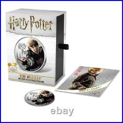 Fiji 2020 8 x 1$ HARRY POTTER Characters Coins COMPLETE 8-COIN SET Silver Coin