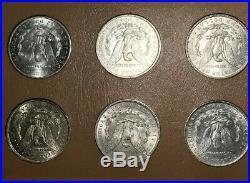 Gem 32 Coin COMPLETE 1878-1921 Morgan Silver Dollar Date/Mint Set, Best on Ebay