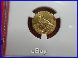 Gold $2.50 Indian Head Complete 15 coin Gem set-Almost never seen on the market