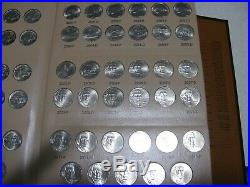 Jefferson Nickel Complete Set 1938-2020 PDS and PCGS Certified Proofs 271 Coins