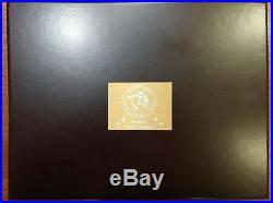 Kazakhstan 2006-2015 Complete Space Bi-metal Silver-Tantalum 11 Coins Set