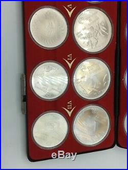 Montreal 1976 Olympic Coins. Complete 28 coins set. + 4 Coin Set. New