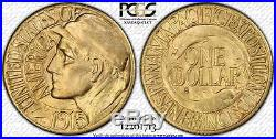 PCGS Commemoratives Complete Set, Circulation Strikes and Proof (1892-present)