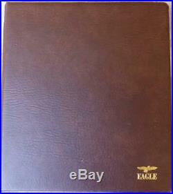 Reduced! 1950-1998 Washington Quarters Complete Set Gem Proof/sms In Eagle Album