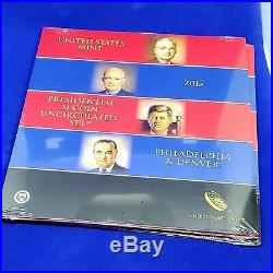 Sealed 2007-2016 Presidential $1 Uncirculated Complete 10-set Collection