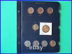 Susan B. Anthony 1979-1999 17 Coin Mint State/Proof P, D, S complete set