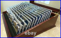 The Complete U. S. Presidential Coins Collection 36 Sets Included Nice! A122
