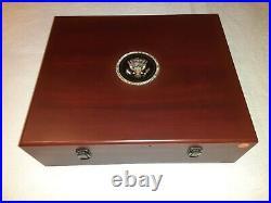 US Presidential Dollar complete type set