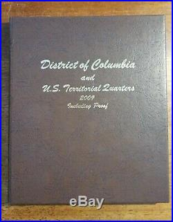 Washington Statehood Quarters Complete Set 1999 2009 PDSS with Proof Issues